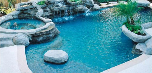 Pool Water Interior Design